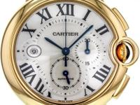 This is a Cartier, Ballon Bleu W6920008 42mm