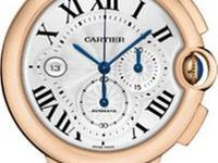 This Cartier Ballon Bleu de Cartier Mens Watch,