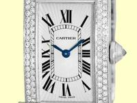 silver guilloche dial with black roman numerals, blued