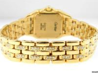 Genuine rare pre-owned Cartier ladies small Panthere