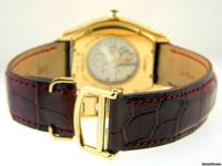 Genuine pre-owned Cartier Limited Edition Tortue solid