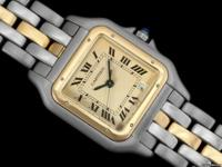Country of origin: Switzerland Maker: Cartier Model: