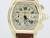 This is a Cartier, Roadster for sale by Burdeens
