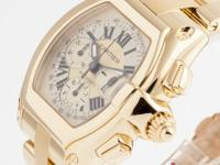 This is a Cartier, Roadster for sale by WatchUWant. The