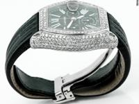 GB1019599-J Cartier Roadster Ref. 2618 Diamonds