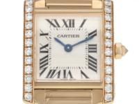 This is a Cartier, Tank for sale by Chronostore. The