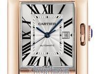 Cartier w5310003 Complete Details: Polished 18kt rose