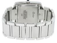 Company Cartier Model Tank Francaise Case Material