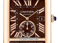 Cartier W5330002 Complete Details: Brushed and polished