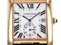 This is a Cartier, Tank for sale by Accar Ltd. The