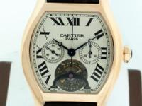 Previously owned Cartier Tortue Collection Privee