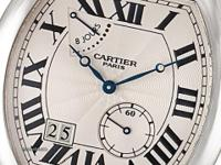 Gents Cartier Tortue XL 8 Day Power Reserve in 18k