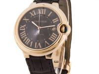 Pre-Owned Cartier Ballon Bleu (W6920037) self-winding