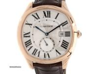 Pre-Owned Cartier Drive (WGNM0003) self-winding
