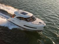The most spacious and comfortable 37 yacht on the