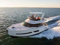 New for 2014, the C40 is built for discerning yachting