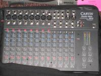 Excellent condition IN WORKING ORDER 16 CHANNEL W/