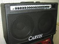 Carvin SX300 Guitar Amp. This amp is in very good