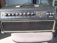 For Sale Carvin Xv Tube amp for guitar. From what I