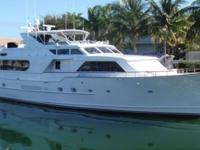 CASABLANCA is a great opportunity to own a 98 yacht for