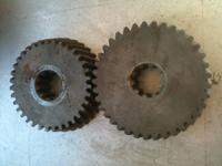 I have a used set of Casale 12 Deg V-drive gears that