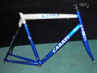 Selling a beautiful Casati Dardo aluminum carbon frame