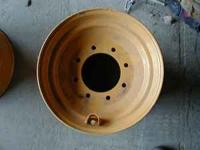 I have numerous Case 1845 UNILOADER WHEELS for sale. I
