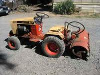 For sale, Case 224 garden tractor, Year ( about 1975 )