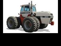 For sale is a Case 2870 Traction King. 4WD 300 H.P.