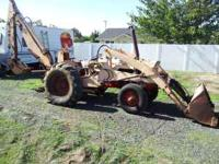 Case 430 runs good call for more Info  Location: nor