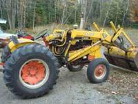 Case 530 Tractor with HD loader, runs strong, 3 great