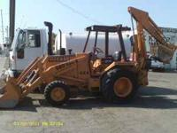 great machine ,runs great, newer paint,this gets job
