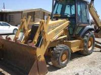 1999 Case 580 Super L, Series 2 backhoe 5500 hours,
