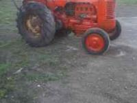 I have a case 611B power shift 4 speed with high and