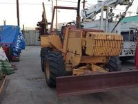 CASE 760 TRENCHER 4WD HRS: 1,570  S/N: JAF0090579