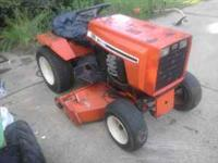 "i have a case 226 garden tractor 44"" mower deck 400 or"