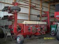 Selling 800 series semi-mounted 12 row planter (30""