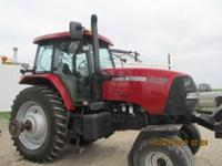 2003 Case IH MXM 175 2wd, 3610 hr. 145 pto hp, 4