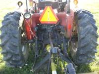 This is an American Made Tractor in great condition