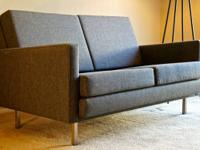 Case Study loveseat by Modernica purchased at Inside