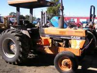 Case 885 tractor, this has been maintained perfectly,