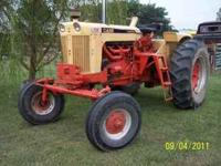 For sale is a nice 930 case tractor runs strong ready