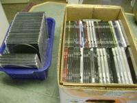 CASES FOR CD'S AND/ DVD'S We only do cash and carry, no