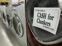 CASH FOR CLUNKERS-- we buy used home appliances !!!