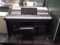 Casio CDP-220R Electric 88 Key Piano. Price is $339