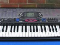 Casio CT-K558 Keyboard $125 Selling a very nice Casio