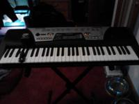 I am selling a barely used Casio CTK-1000 IXA Sound
