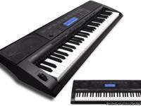 The Casio CTK-5000 is the flagship of the CTK-series.
