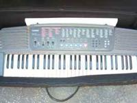 Casio CTK 510 36 key keyboard. Lots of effects and