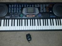 I'm offering a Casio CTK-531 61-Key Electronic